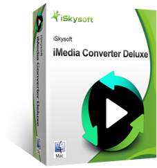 ISkysoft IMedia Converter Deluxe Crack 11.7.4.1 [Latest 2021] Download