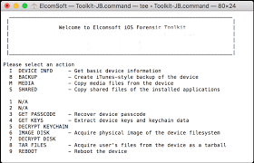 ElcomSoft iOS Forensic Toolkit 5.40 With Crack [Latest2021]Free Download