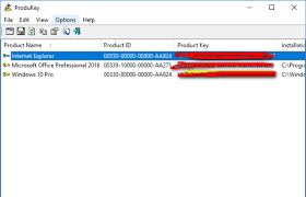 ProduKey 1.97 For Windows 64 Bit [Latest 2021]Free Download